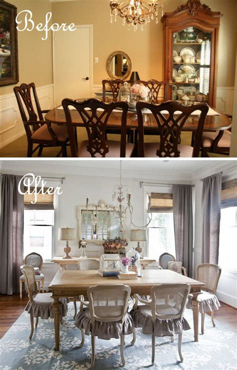 dining room makeover ideas easy and budget friendly dining room makeover ideas hative