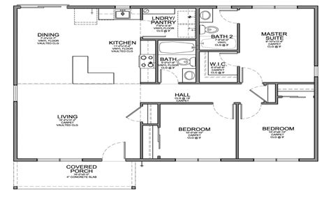 3 bedroom home floor plans small 3 bedroom house floor plans simple 4 bedroom house plans small house mexzhouse