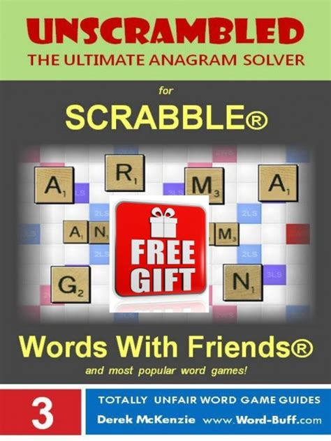 scrabble anagram maker my word