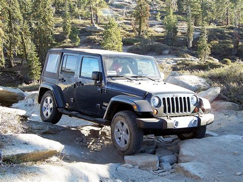 Jeep Jk by Jeep Wrangler