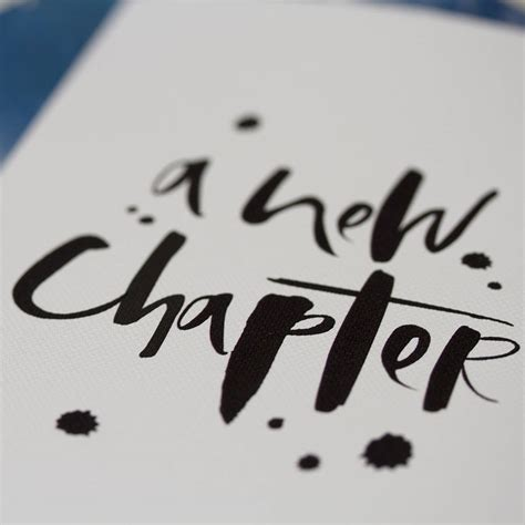 A New Chapter Card By Wordy Notonthehighstreet