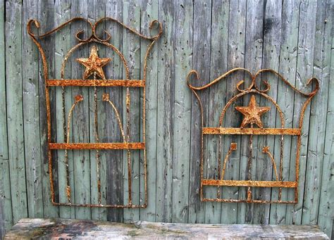 garden wall decor wrought iron wrought iron wall decor