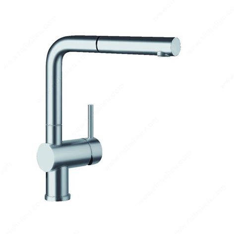 blanco kitchen faucets blanco kitchen faucet linus richelieu hardware