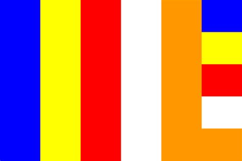 buddhist color meaning saysinith cambodia buddhism flag