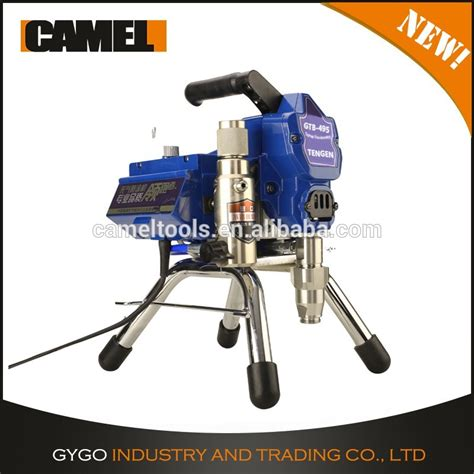 spray paint machine for walls electric high pressure airless paint sprayer wall spray