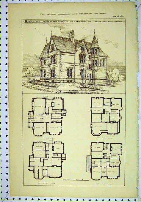 historic house plans vintage house plans classic home
