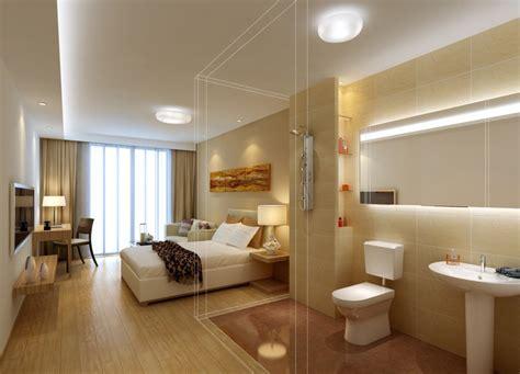bedroom with bathroom design bedroom and bathroom design rendering 3d house free 3d