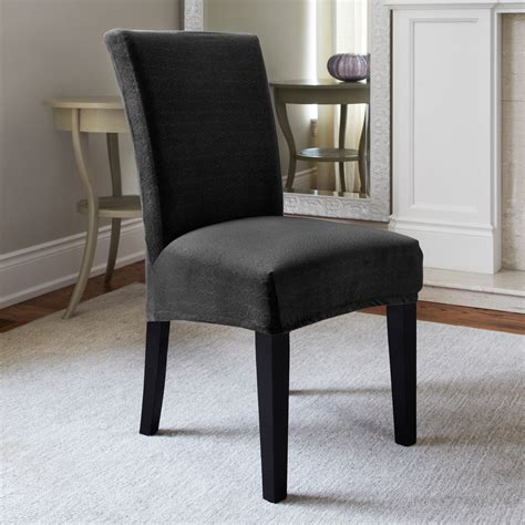dining room chair covers dining room chair slipcovers gray dining room