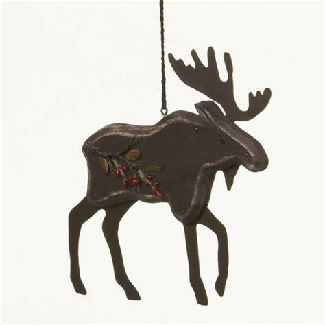 moose ornament moose ornament