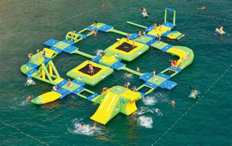 floating water summer lake floating water toys park