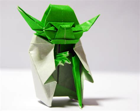 how to make yoda origami droids wars origami diagrams droids free engine