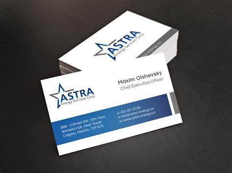 who makes business cards locally business card design for a local energy company digital