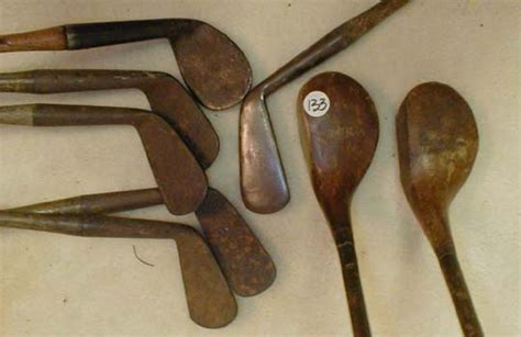 woodworking club catalogue 151 antique wooden shaft hickory golf clubs