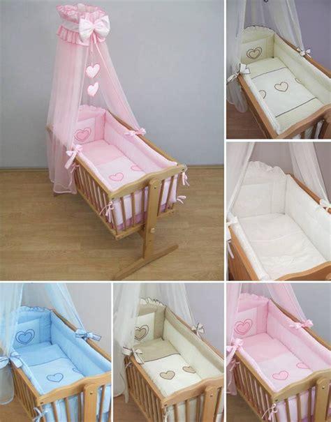 baby cradle bedding set nursery crib bedding accessories cradle bumper set