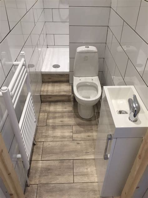 Small Ensuite Bathroom Ideas by Cannock Bathrooms Small Ensuite Installation Cannock