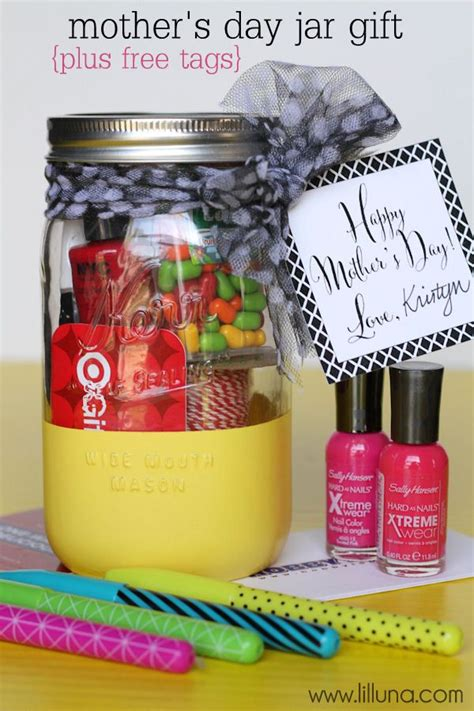 gifts with jars last minute s day gift ideas