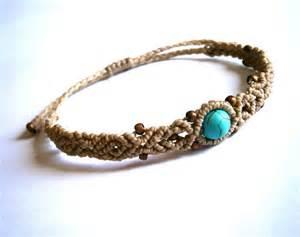 macrame beading macrame bracelet turquoise bead bracelet macrame jewelry