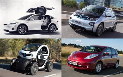 Top 10 Electric Cars by Nissan Leaf Top 10 Electric Cars Ranked Cars