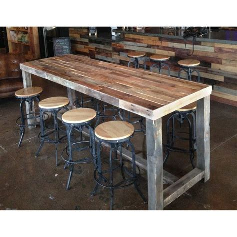 bar height tables for kitchens 25 best ideas about bar height table on bar
