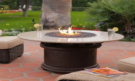 propane outdoor firepit outdoor propane pit coffee table images outdoor