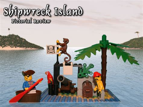shipwreck coupon pictorial review 6260 shipwreck island lego