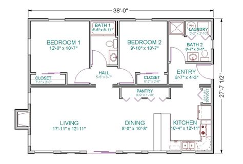 floor plans ranch open floor plan ranch style house