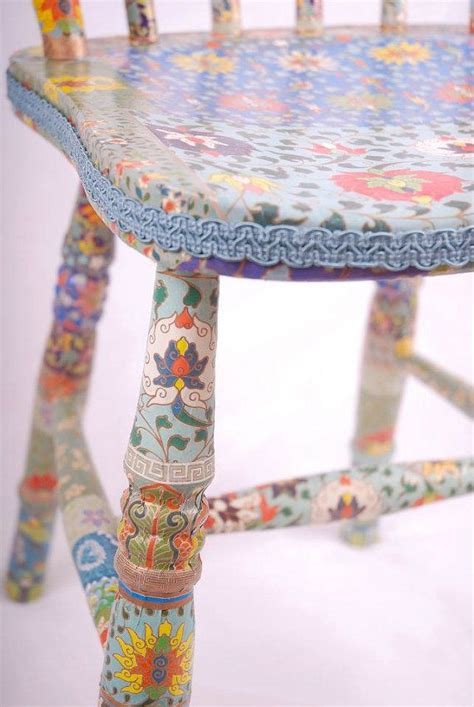 how to decoupage fabric on wood 17 best images about decoupage funiture on