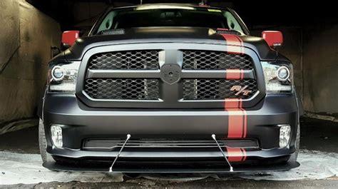Dodge Hellcat Truck by Deze Dodge Ram Heeft 775 Hellcat Pk S Autofans