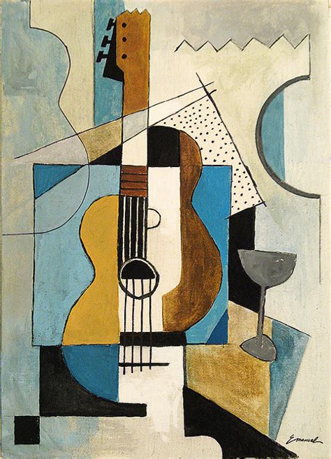picasso paintings with musical instruments print reproduction best gift cubist painting acrylic