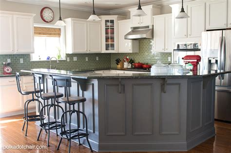 ideas for painted kitchen cabinets painted kitchen cabinet ideas and kitchen makeover reveal