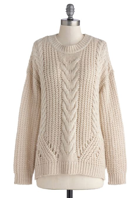 knit sweat cards on the cable knit sweater mod retro vintage