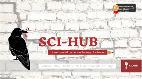 sci hub sci hub en wat zoeksystemen uitgevers
