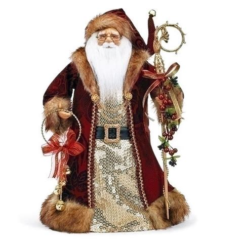 santa tree topper lighted santa tree topper shop collectibles daily