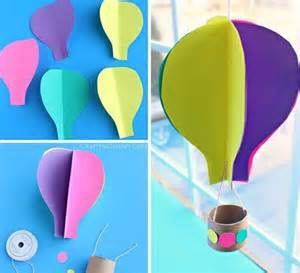kid crafts for 40 diy paper crafts ideas for