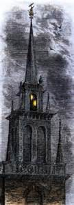 church candle lanterns 50 and 78 robert newman and the signal lanterns the