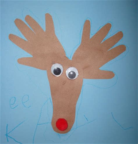 easy reindeer crafts for homemaking easy reindeer crafts