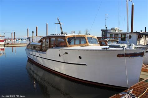 chris craft project boats for sale 1951 grandy monk 43 bridgedeck cruiser for sale in