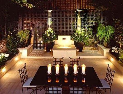 patio table lighting outdoor patio lighting ideas with dining table