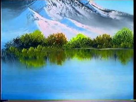 bob ross painting in acrylics 17 best images about bob ros on bob ross bobs