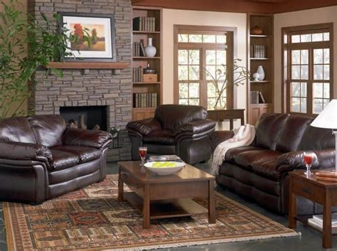 brown leather furniture decorating ideas brown leather living room ideas get furnitures for home