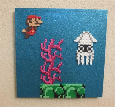 cool perler cool perler sprite stitch geeky