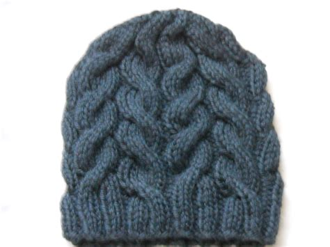 patterns for knitted hats cable knit hat pattern a knitting