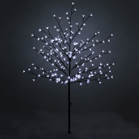 tree lights 150cm 59 quot 200 led lights outdoor blossom tree outdoor
