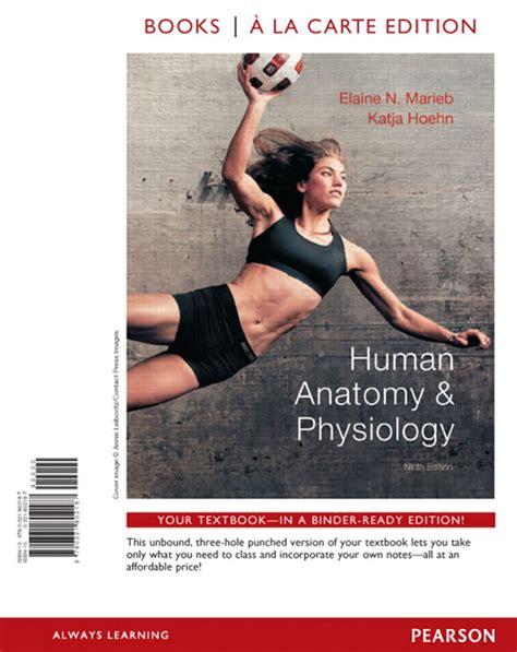 human anatomy physiology plus masteringa p with etext marieb hoehn human anatomy physiology books a la