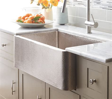 kitchen apron sinks a great history on apron front sinks plumbed elegance