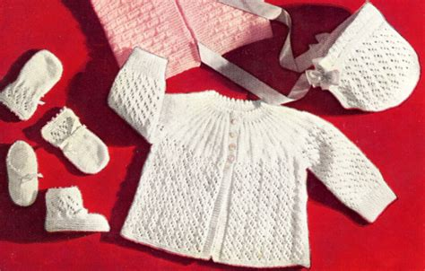 Baby Knitting Sets Fun4all