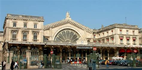 image gallery gare de l est 10 th 1849 structurae