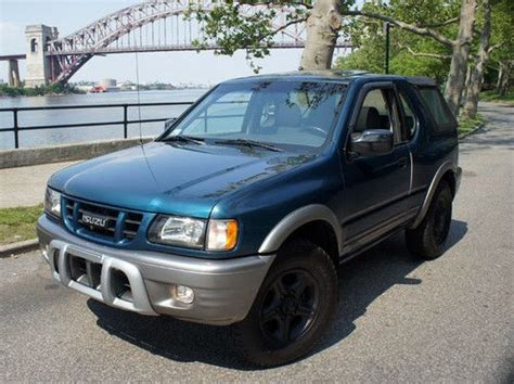 automotive air conditioning repair 2001 isuzu rodeo sport transmission control purchase used 2001 isuzu rodeo sport s v6 sport utility 4wd truck sunroof clean convertible in