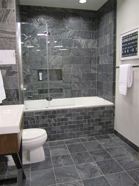 grey tiled bathroom ideas 40 gray bathroom wall tile ideas and pictures