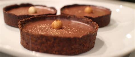 tartelette noisette chocolat au lait my beautiful dinner